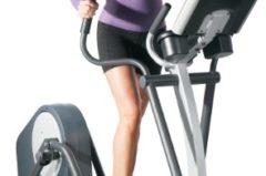 Life Fitness Crosstrainer E1 Go im Test 90/100