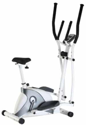 AsVIVA Crosstrainer Cycle 2 in 1 Cardio Elliptical C16