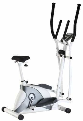 Ergebnis vom AsVIVA Crosstrainer Cycle 2 in 1 Cardio Elliptical C16