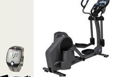 Life Fitness E5 Track Crosstrainer im Test 94/100