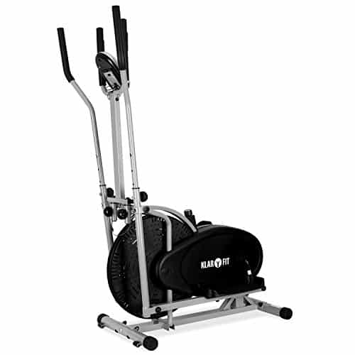 Ergebnis vom Klarfit ORBIFIT ADVANCED Hometrainer
